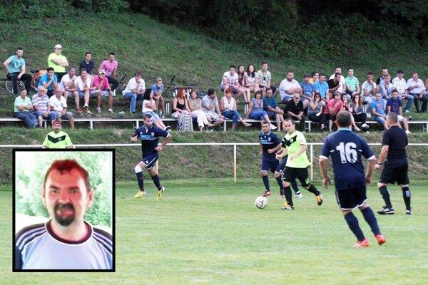 Futbal v Obyciach smúti za Štefanom Petrovičom.