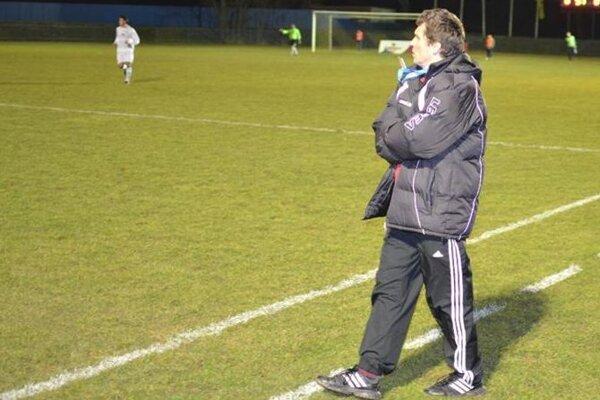 Pavol Bača veril, že futbalisti nastúpia na prvý zápas.
