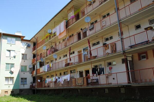 Stará tehelňa  v Prešove. Prepoistili 50 obyvateľov bez ich vedomia do inej zdravotnej poisťovne.