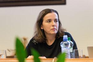 Zuzana Šebová.