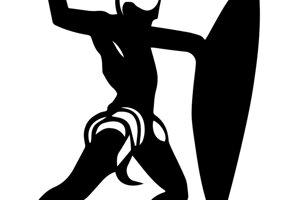 Logo Oštepu národa.