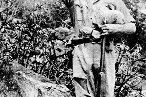 Boxer Robey Leibbrandt bol symbolom rasizmu a sympatií s Treťou ríšou.