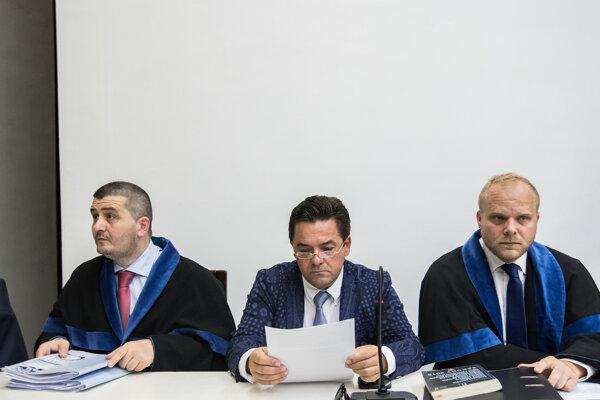Marian Kočner pred vzatím do väzby na Najvyššom súde 28. júna 2019.