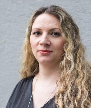 Andrea Straková Fedorková.
