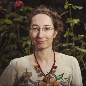 Eva Zahradníková.