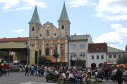 Mesto Žilina. Ilustračné foto.