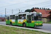 Legendárne žilinské trolejbusy absolvujú v sobotu 17. augusta rozlúčkovú jazdu.