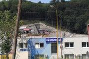 Váhostav chce stavať obaľovačku v Prešove, pri Haniske.