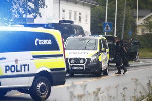 Nórska polícia hodnotí útok na mešitu ako pokus o teroristický čin.