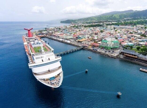 Plavba južným Karibikom