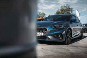 Nový Ford Focus ST