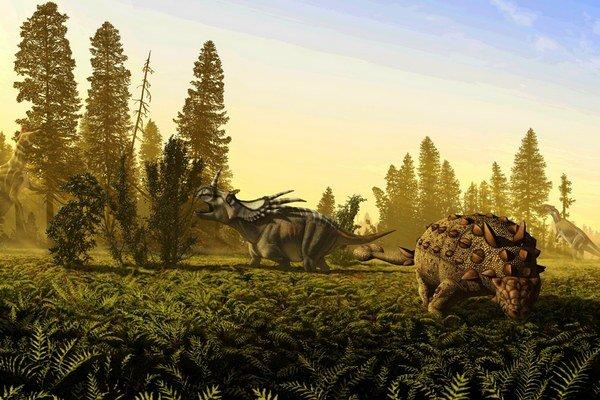 Dinosaury boli rýchlejšie ako iné plazy a zároveň vedeli šetriť energiou.