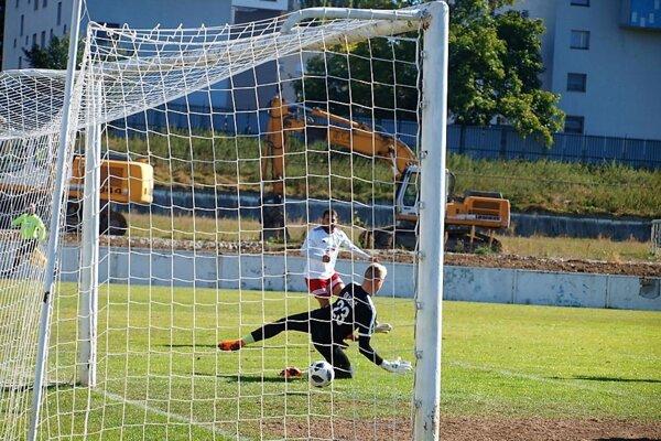 Takto sa hrá futbal v Prešove.