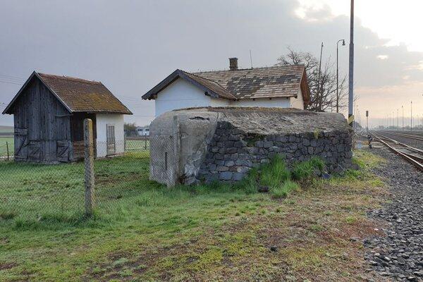 Bunker v Jesenskom.