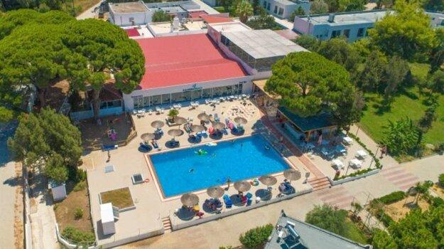 Hotel Kalogria Beach 3*+, Grécko