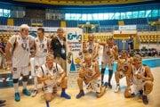 BK Staré kone Prešov po triumfe na veteránskych hrách v Turíne.