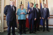 Summit G7 vo Francúzsku.
