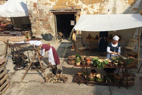 Kaštieľ v Jablonici už tento víkend zaplnia návštevníci.