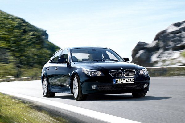 2008 BMW 535i