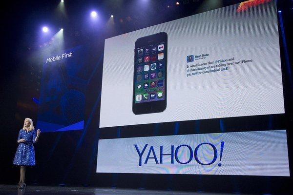 Marissa Mayer - prezidentka a generálna riaditeľka spoločnosti Yahoo, predstavila počas príhovoru na International Consumer Electronics Show v Las Vegas, najnovšie kroky v jej snahe o urýchlenie nevýrazného rastu príjmov spoločnosti.