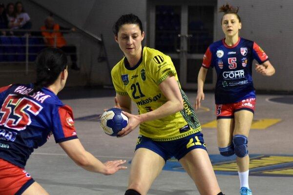 Po odchode Tetyany Fiľkovej-Trehubovej bude v novej sezóne najstaršou hráčkou Iuventy Patrícia Wollingerová.