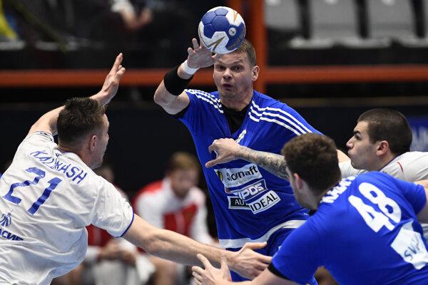 Vreprezentácii zanechal Radoslav Antl ako hráč nezmazateľnú stopu.
