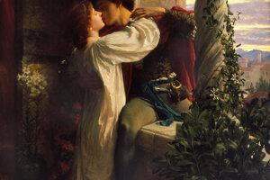 Romeo a Júlia sú fiktívnou dvojicou z pera Williama Shakespeara.