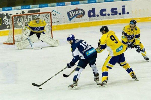 V Plzni nastúpil aj Filip Surovka. (Ilustračné foto)
