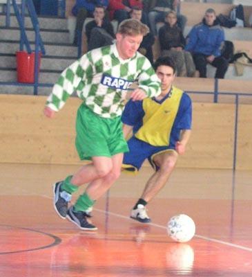 futbalisti braväcova si prvé víťazstvo na turnaji zaknihovali až v poslednom zápase.