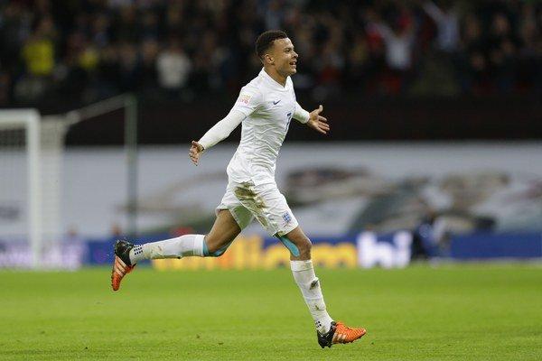 Trojlístok - Kane, Alli, Dier - sú mladí futbalisti Tottenhamu, ktorí sa len nedávno presadili aj v anglickej reprezentácii.