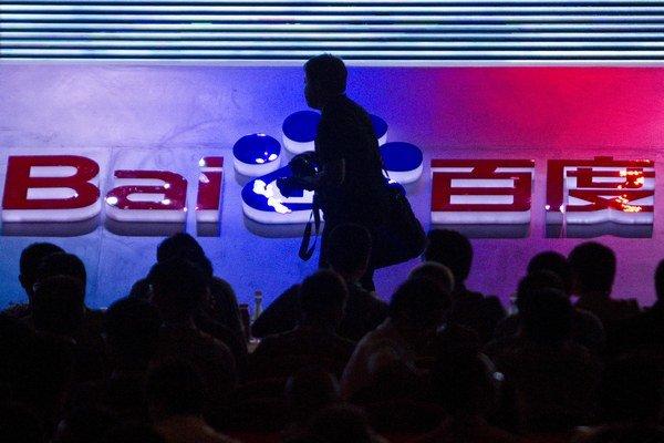 Baidu je čínska obdoba spoločnosti Google.