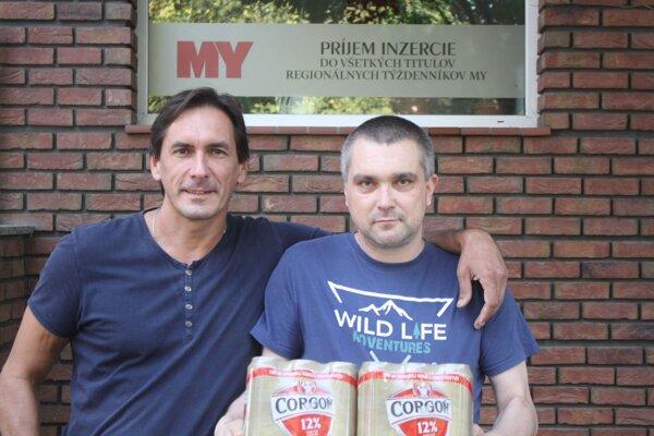 Kartón piva Corgoň od spoločnosti Heineken v2. kole vyhral Róbert Sedlák zoŠaľe.