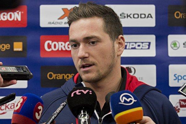 Juraj majdan berie pôsobenie v domácej Tipsport Lige ako odrazový mostík do atraktívnejších zahraničných súťaží.