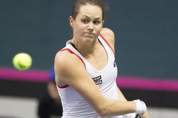 Čepelová sa môže tešiť na zápas v hlavnej súťaži prestížneho turnaja.