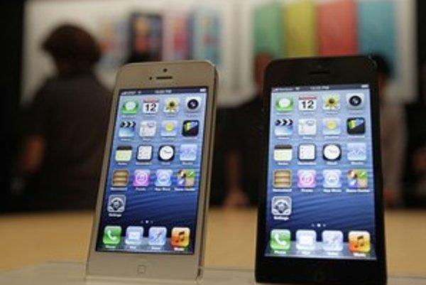 iPhone 5 je vyšší než predchodcovia, ale inak sa im podobá.