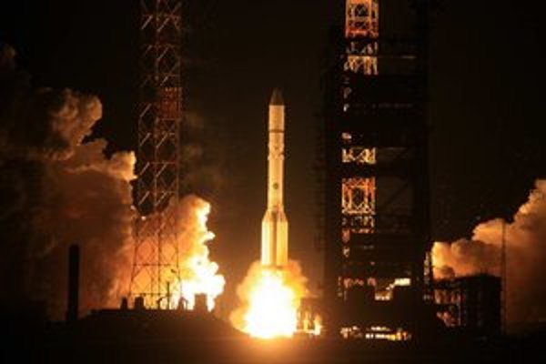 Rusko posiela do kozmu takmer polovicu svetového nákladu. Občas sa štart nepodarí.