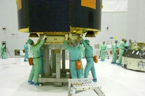 Príprava MSG-3.