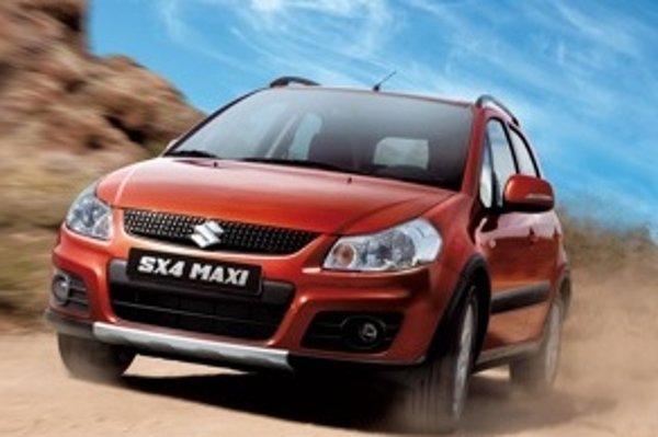 Maxi má smerovky v spätných zrkadlách a špeciálne poťahy sedadiel.