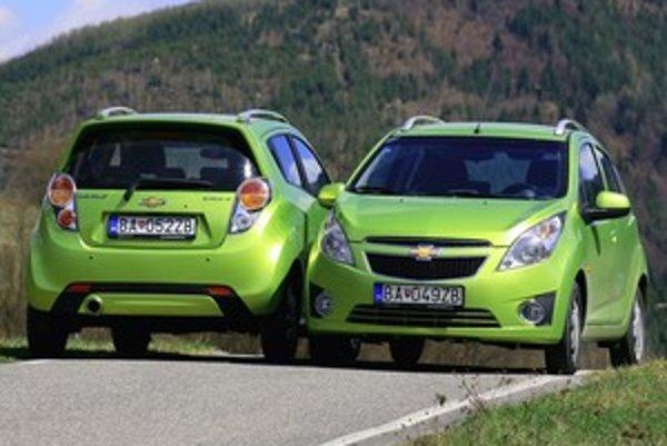 Spark patrí medzi najlepšie miniautá s rozsiahlou bezpečnostnou výbavou a veľkým priestorom. V základnej výbave ponúka šesť airbagov.