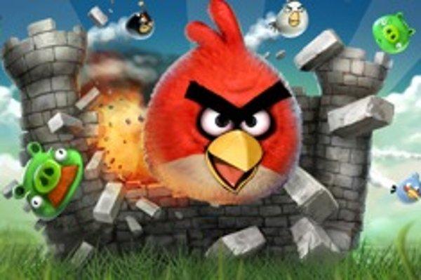 Hra Angry Birds je už niekoľko mesiacov dostupná aj ako aplikácia pre webový prehliadač Chrome.