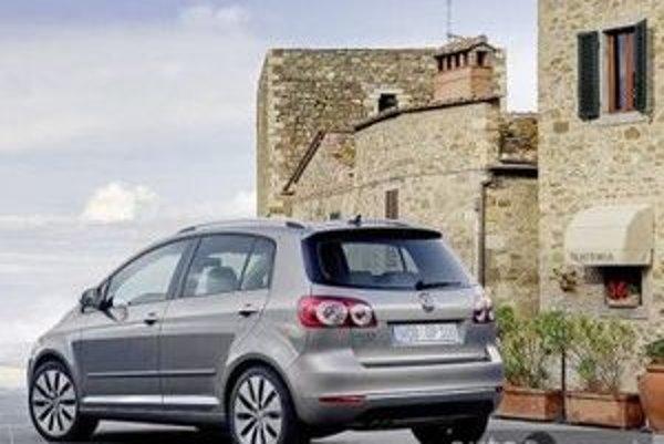 Štart predajov nového VW Golf Plus je naplánovaný na začiatok budúceho roka.
