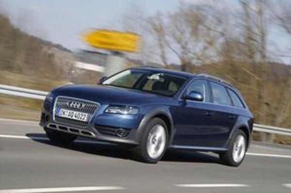 Svetlá výška sa blíži k Audi Q5. Svojimi schopnosťami v ľahkom teréne jej tiež dýcha na krk.