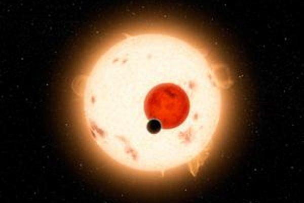 Kepler 16b má dve vlastné slnká, ktoré obehne za 229 dní.
