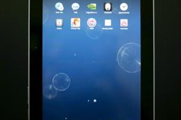 Samsung Galaxy Tab.