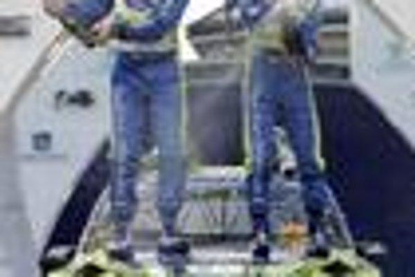 Víťaz rely Nórska Mikko Hirvonen na Forde