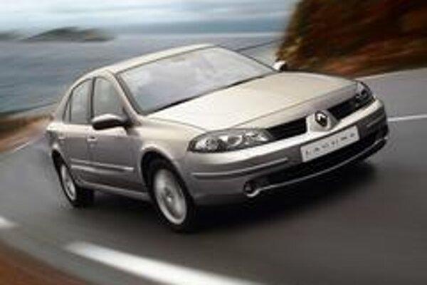 Ilustračné foto - Renault Laguna II. generácia