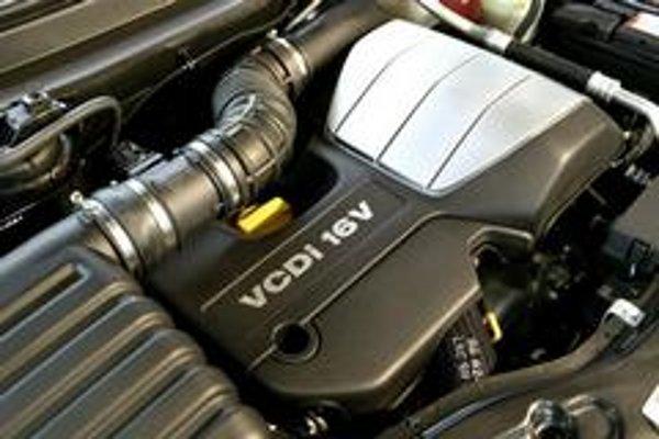 Koncom desaťročia chce Chevrolet predávať tretinu automobilov s dieselovými motormi