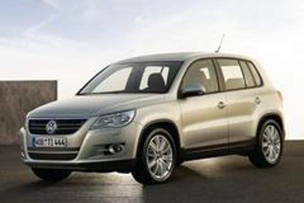 Volkswagen prichádza do najdynamickejšie rastúceho segmentu  s druhým a  cenovo prístupnejším modelom než je väčší Touareg.