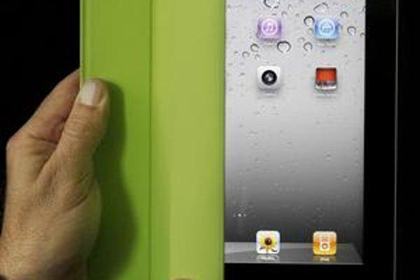 iPad od Apple je stále štandardom, ku ktorému sa tablety prirovnávajú.
