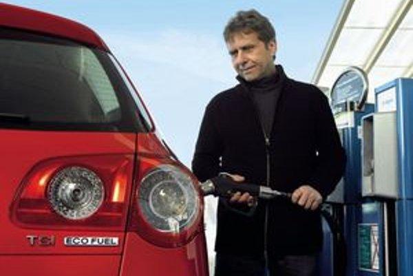 Treťou ekologicky ladenou novinkou VW je Passat Variant TSI EcoFuel.